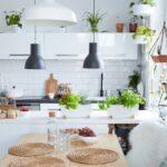 Offene Küche Ikea Offener Koch Ess Bereich Gemtlichkeit Pur Deutschland Kosten Singelküche Bauen Niederdruck Armatur Weisse Landhausküche Inselküche Wohnzimmer Offene Küche Ikea
