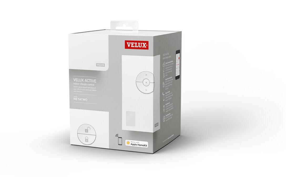 Large Size of Veluactive Intelligente Sensorsteuerung Fr Automatische Velux Fenster Rollo Kaufen Preise Einbauen Ersatzteile Wohnzimmer Velux Scharnier