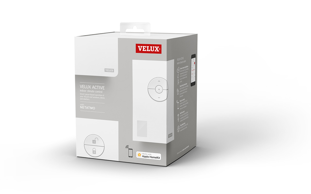 Full Size of Veluactive Intelligente Sensorsteuerung Fr Automatische Velux Fenster Rollo Kaufen Preise Einbauen Ersatzteile Wohnzimmer Velux Scharnier