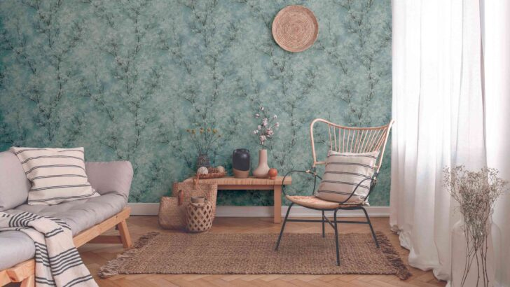 Medium Size of Tapeten 2020 Wohnzimmer Trends Tapetentrends Moderne Pendelleuchte Bilder Modern Deckenleuchten Heizkörper Deckenlampe Für Küche Kamin Liege Ideen Teppich Wohnzimmer Tapeten 2020 Wohnzimmer