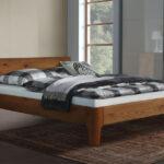Bett Design Holz Massives Doppelbett Oder Einzelbett Lugo Aus Eichenholz Xxl Betten 140x200 Poco Mit Stauraum 160x200 Fliesen In Holzoptik Bad Bettkasten Wohnzimmer Bett Design Holz