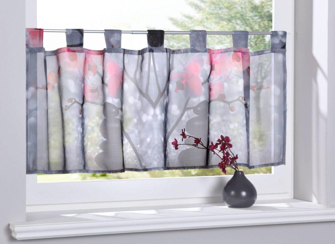 Large Size of Küchenfenster Gardine Scheiben Digital Druck Voile Schlaufen Transparent Kche Gardinen Für Schlafzimmer Küche Wohnzimmer Die Fenster Scheibengardinen Wohnzimmer Küchenfenster Gardine