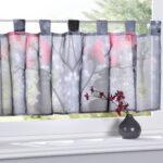 Küchenfenster Gardine Scheiben Digital Druck Voile Schlaufen Transparent Kche Gardinen Für Schlafzimmer Küche Wohnzimmer Die Fenster Scheibengardinen Wohnzimmer Küchenfenster Gardine