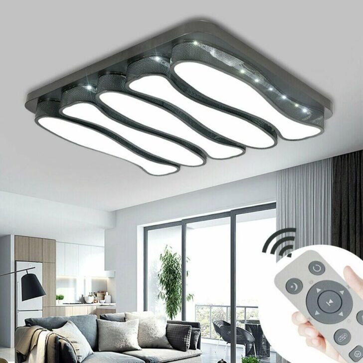 Medium Size of Led Fernbedienung Bauhaus Deckenleuchte Rund Per Schalter 3 Stufen Funktioniert Nicht Farbwechsel E27 Obi 78w Fb In Wohnzimmer Led Wohnzimmerlampe