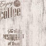 Tapete Küche Kaffee Wohnzimmer Tapete Küche Kaffee Bistro Grau 33481 2 As Creation Simply Decor Vinyl Wasserhahn Sockelblende Arbeitsplatte Hängeschrank Höhe Obi Einbauküche Segmüller