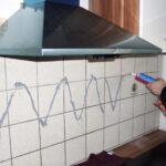 Fliesenspiegel Verkleiden Kuchenruckwand Kuche Grosse Fliesen Caseconradcom Küche Selber Machen Glas Wohnzimmer Fliesenspiegel Verkleiden