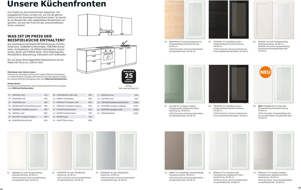 Full Size of Ikea Aktueller Prospekt 0102 31082019 28 Jedewoche Rabattede Küche Anthrazit Fenster Wohnzimmer Kungsbacka Anthrazit