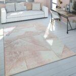 Teppich Wohnzimmer Rosa Kurzflor Pastellfarben Marmor Design Moderne Landhausküche Deckenlampen Tapete Küche Modern Led Deckenleuchte Liege Sofa Kleines Wohnzimmer Teppich Wohnzimmer Modern