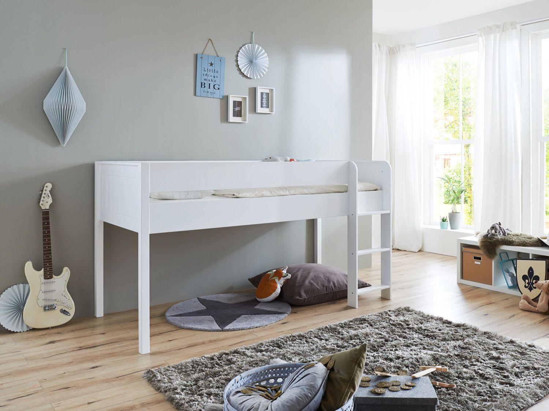 Full Size of Halbhohes Hochbett Bett Wohnzimmer Halbhohes Hochbett