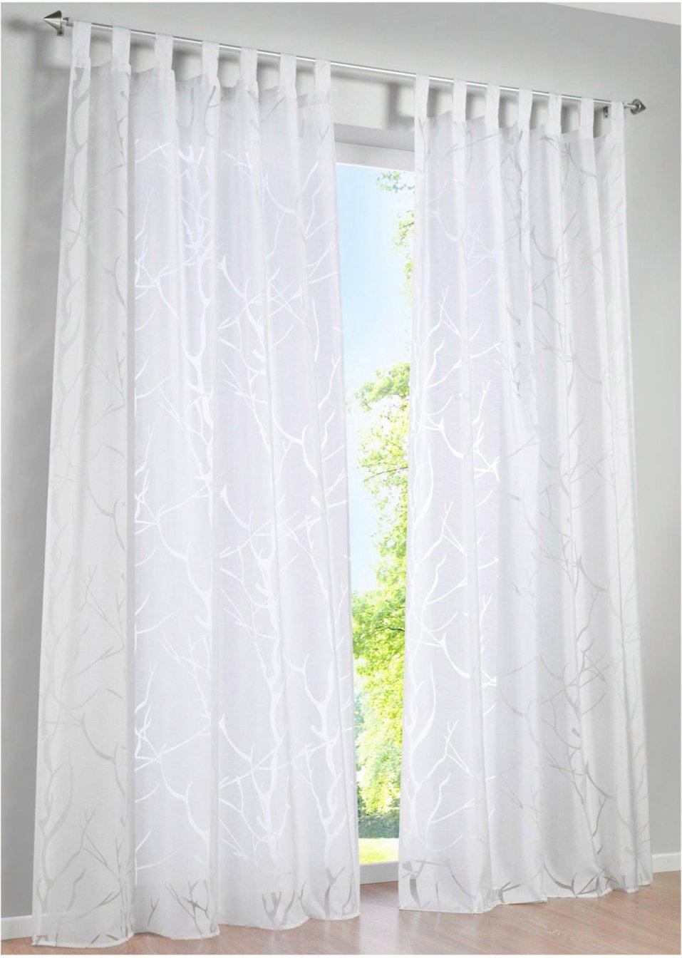 Full Size of Bon Prix Vorhänge Hochwertige Fensterdekoration In Modernem Design Wei Wohnzimmer Küche Bonprix Betten Schlafzimmer Wohnzimmer Bon Prix Vorhänge