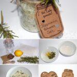 Deko Küche Selber Machen Diy Rosmarin Zitronen Salz Ganz Einfach Leichtes Abluftventilator Wandverkleidung Mit Geräten Holzküche Single Eckunterschrank Wohnzimmer Deko Küche Selber Machen