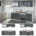 Vicco Kche Raul Kchenzeile Kchenblock Einbaukche Real Küchen Regal Wohnzimmer Real Küchen