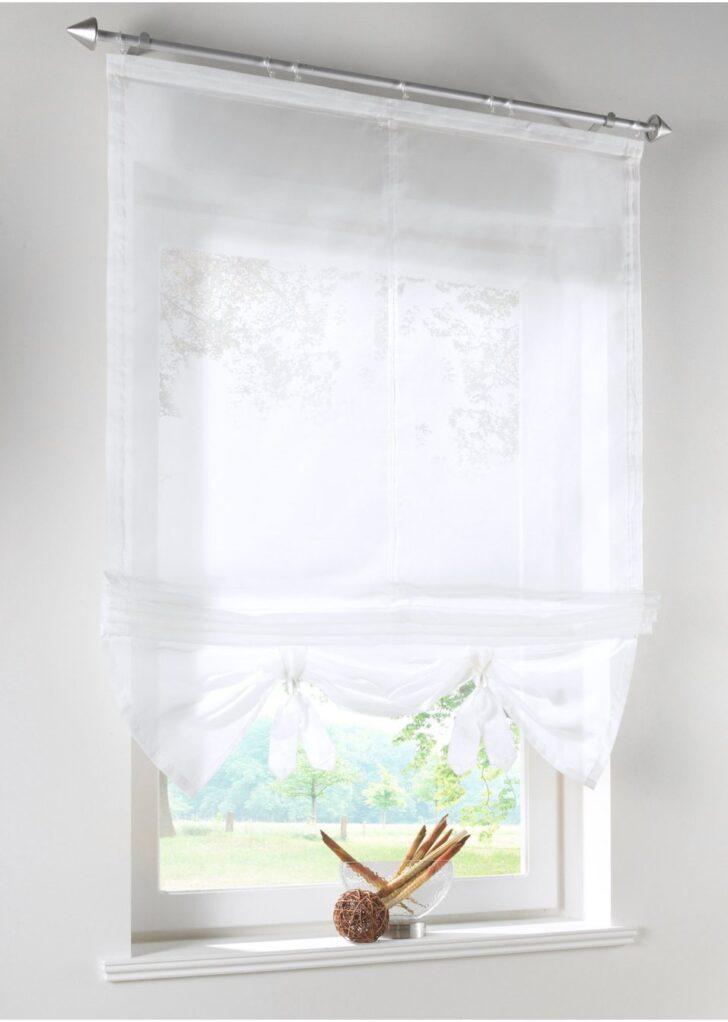 Medium Size of Raffrollo Mit Klettband Verspielte Fensterdekoration Leichtem Sichtschutz Wei Bett 140x200 Matratze Und Lattenrost Betten Bettkasten 3 Sitzer Sofa Wohnzimmer Raffrollo Mit Klettband