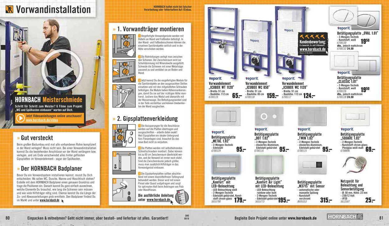 Full Size of Hornbach Aktueller Prospekt 0109 30092019 41 Jedewoche Spritzschutz Küche Plexiglas Wohnzimmer Plexiglas Hornbach