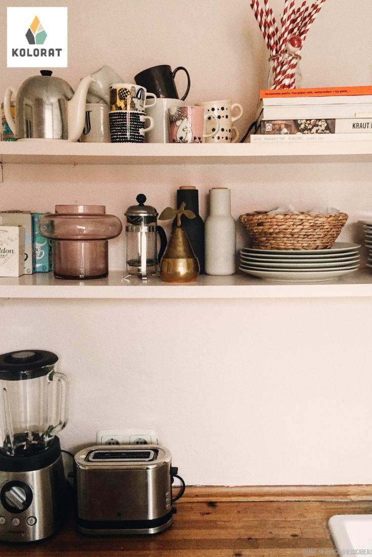 Full Size of Wandfarbe Rosa Von Kolorat Wandfarben Streichen Singleküche Mit Kühlschrank Schwarze Küche Inselküche Kaufen Ikea Tapeten Für Die Landhaus Glasbilder Wohnzimmer Wandfarben Für Küche