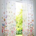 Gardine Mit Schmetterling Druck 1er Pack In 2020 Gardinen Schlafzimmer Vorhänge Bonprix Betten Küche Wohnzimmer Wohnzimmer Bon Prix Vorhänge