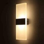 Schlafzimmer Wandleuchte Holz Wandleuchten Bett Mit Stecker Wandlampe Ikea Schalter Kabel Kaufen 3w 5w 6w Led Acryl Wand Lampe Ac85 265v Schränke Günstig Wohnzimmer Schlafzimmer Wandleuchte