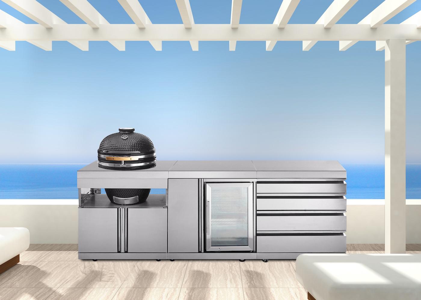 Full Size of Outdoorkche Von Meineoutdoorkchede Amerikanisches Bett Amerikanische Küche Kaufen Betten Outdoor Edelstahl Küchen Regal Wohnzimmer Amerikanische Outdoor Küchen