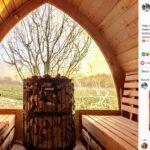 Fasssauna 2020 Aussensauna Saunafgartensauna Kaufen Wohnzimmer Außensauna Wandaufbau
