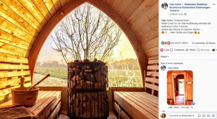 Medium Size of Fasssauna 2020 Aussensauna Saunafgartensauna Kaufen Wohnzimmer Außensauna Wandaufbau