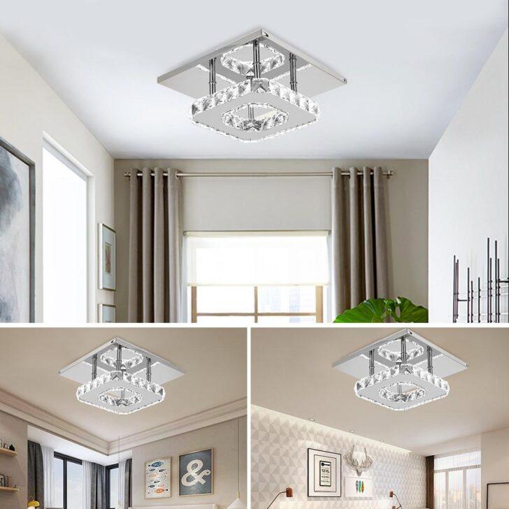 Medium Size of Deckenleuchte Led Wohnzimmer Kristall Quadratische Beleuchtung Deckenlampe Decken Bilder Fürs Indirekte Anbauwand Landhausstil Wandbild Deckenlampen Modern Wohnzimmer Deckenleuchte Led Wohnzimmer