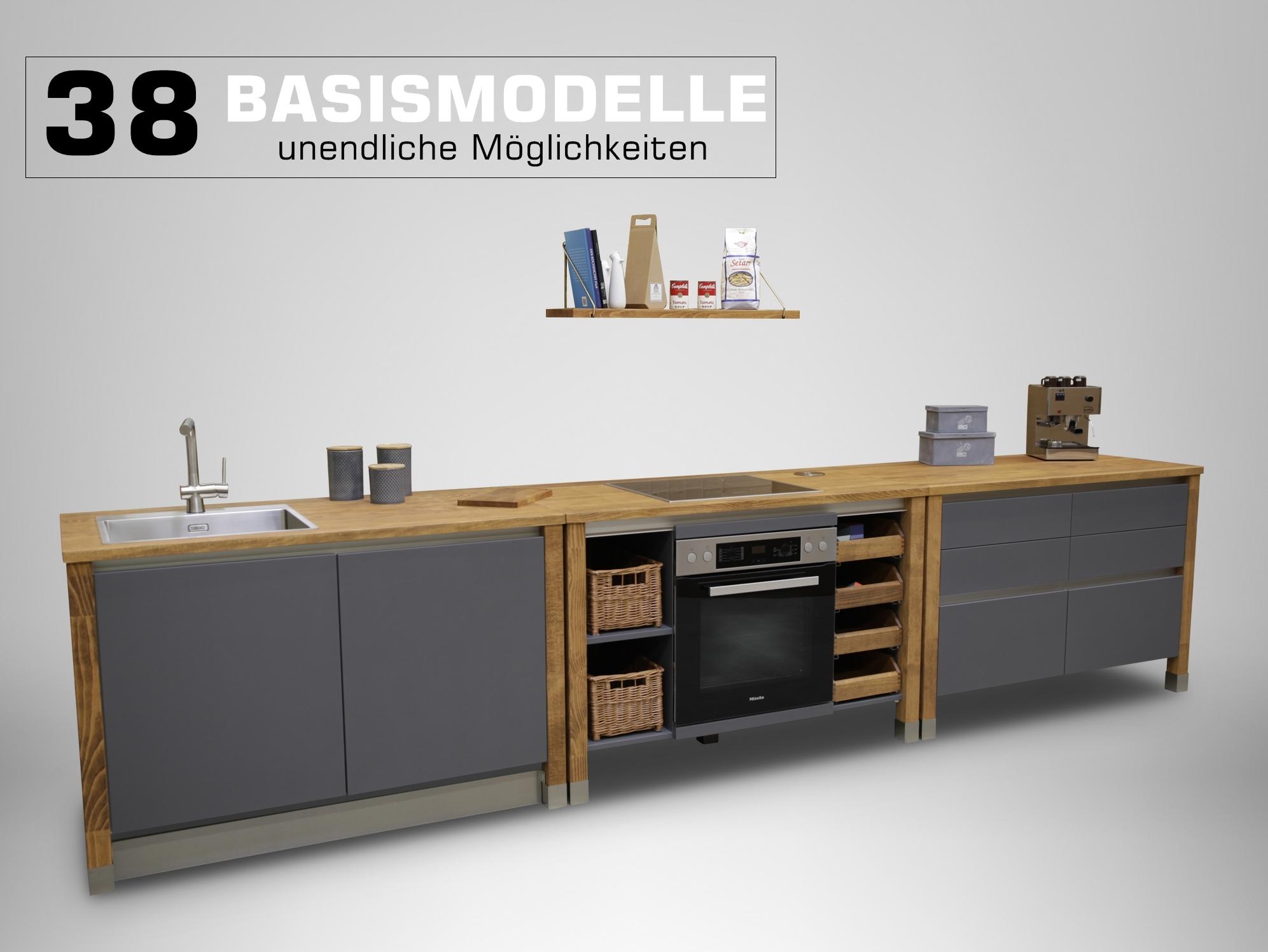 Full Size of Freistehende Küchen Regal Küche Wohnzimmer Freistehende Küchen
