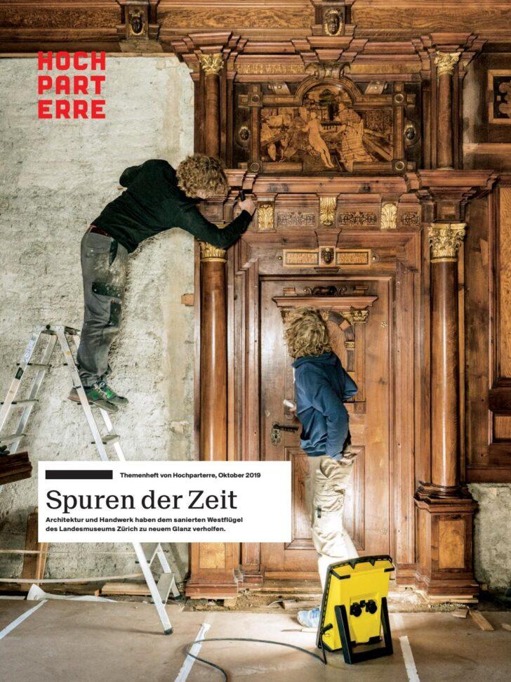 Medium Size of Spuren Der Zeit By Hochparterre Ag Bauhaus Fenster Wohnzimmer Eichenbalken Bauhaus