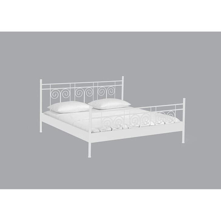 Medium Size of Dico Metallbett Einzelbett Doppelbett Iris 21200 Bett Weiß 100x200 Betten Wohnzimmer Metallbett 100x200