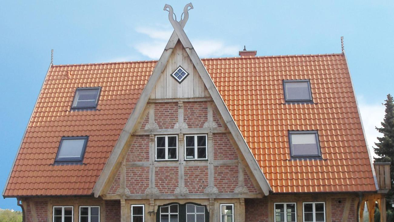 Full Size of Eichenbalken Bauhaus Kaufen Fachwerkhuser Das Sind Vorteile Der Alten Bauweise Welt Fenster Wohnzimmer Eichenbalken Bauhaus