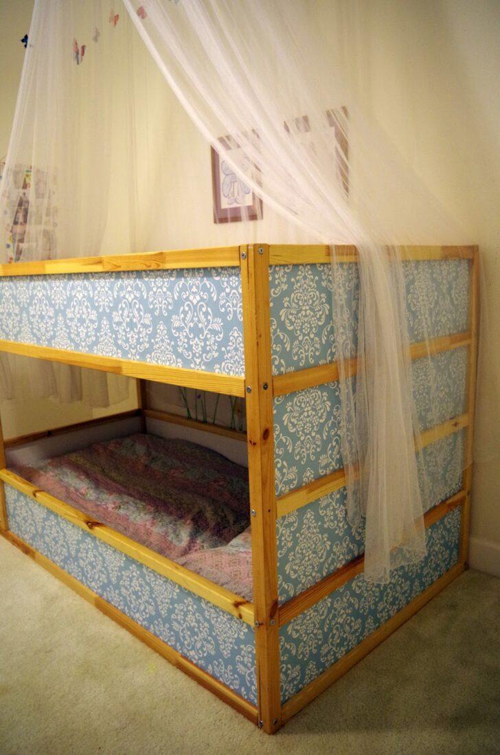 Kura Hack Ikea Bed Storage Floor Montessori House Stairs Ideas Rebekahs Web Log Pinterest Party Wohnzimmer Kura Hack