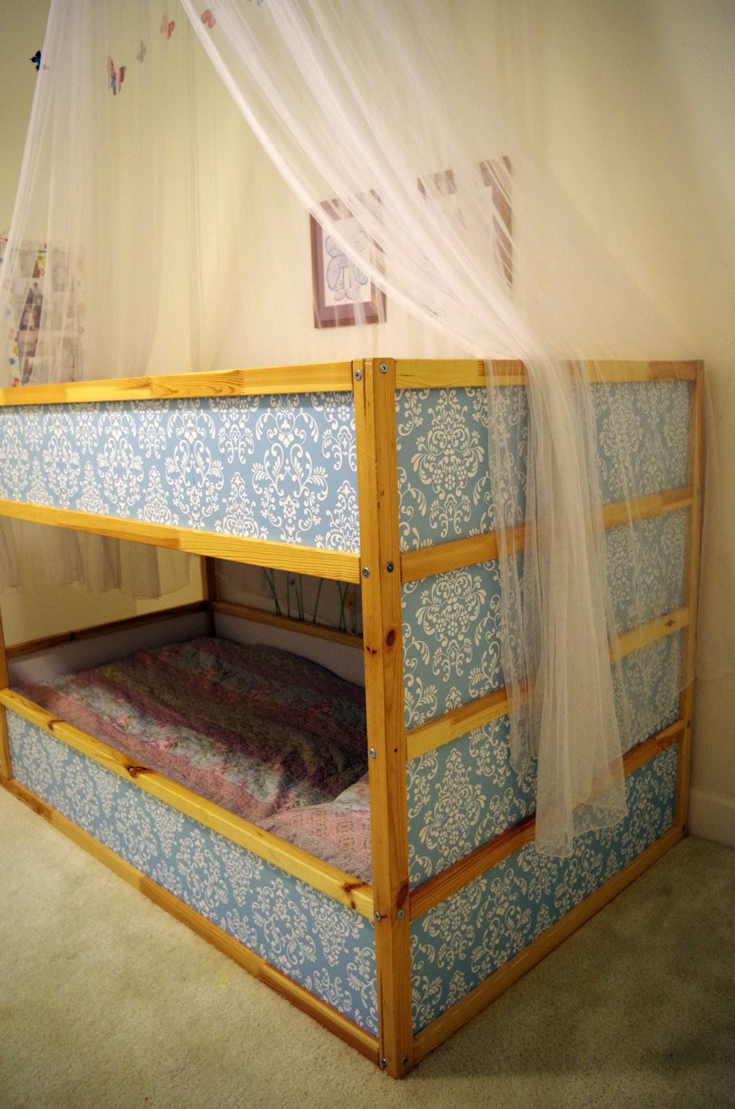 Full Size of Kura Hack Ikea Bed Storage Floor Montessori House Stairs Ideas Rebekahs Web Log Pinterest Party Wohnzimmer Kura Hack
