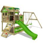 Garten Klettergerüst Fatmoose Spielturm Klettergerst Tikataka Mit Real Spielhaus Bewässerungssystem Trennwand Sichtschutz Im Schaukel Spaten Rattanmöbel Wohnzimmer Garten Klettergerüst