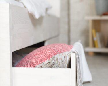 Stauraumbett 200x200 Wohnzimmer Stauraumbetten Aus Zertifizierten Massivholz Bio Bett 200x200 Weiß Komforthöhe Stauraum Betten Mit Bettkasten