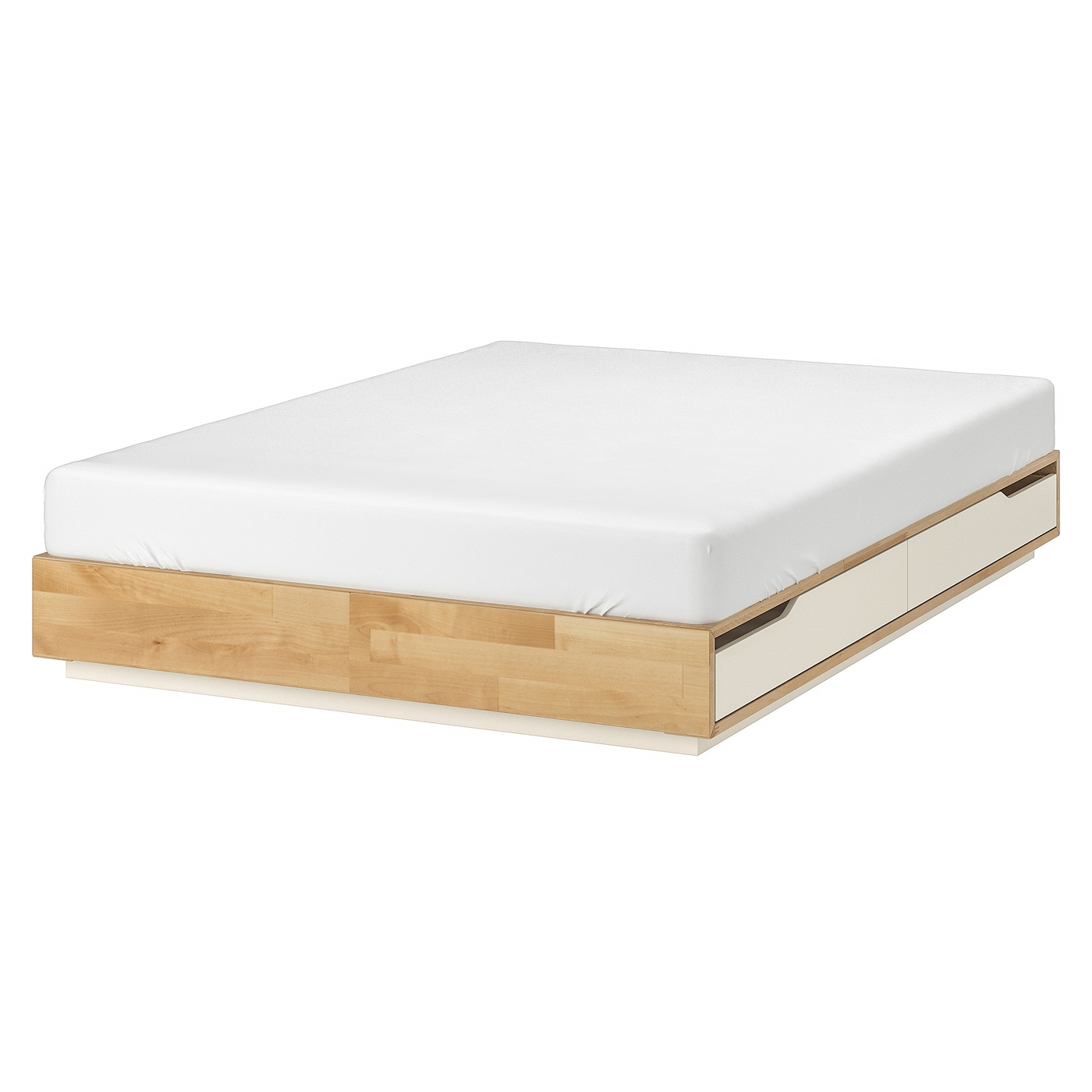 Full Size of Stauraum Bett 120x200 Ikea Mandal Bettgestell Mit Schubladen Birke Ausziehbar Betten Für übergewichtige 160x200 Lattenrost Weiss 1 40 Amerikanisches Matratze Wohnzimmer Stauraum Bett 120x200 Ikea