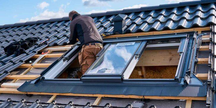 Medium Size of Auergewhnliche Lichtlsungen Frs Dachgeschoss Fenster Rolladen Nachträglich Einbauen Velux Bodengleiche Dusche Kosten Neue Wohnzimmer Dachfenster Einbauen