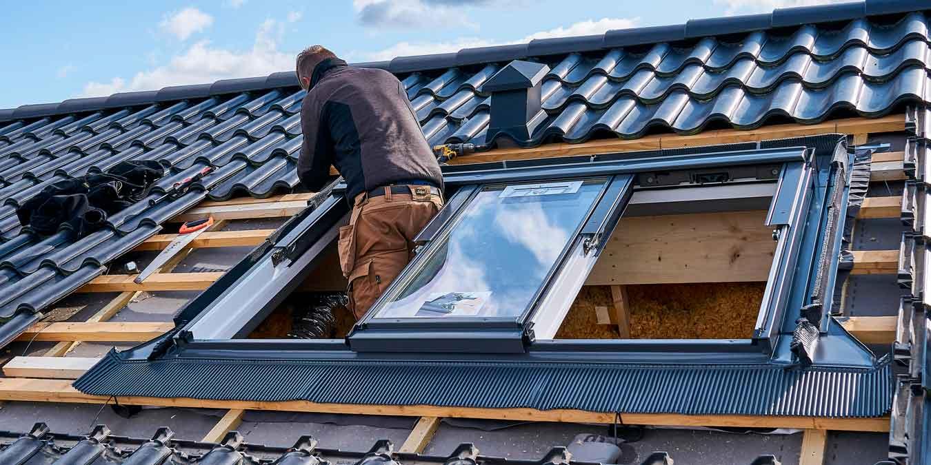 Full Size of Auergewhnliche Lichtlsungen Frs Dachgeschoss Fenster Rolladen Nachträglich Einbauen Velux Bodengleiche Dusche Kosten Neue Wohnzimmer Dachfenster Einbauen