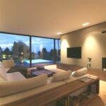 Moderne Wohnzimmer 2020 Farben Tapeten Villa P2 Von Dg D Architekten Modern Homifizieren Stehlampe Bilder Fürs Kamin Hängeschrank Wandbilder Deckenlampen Wohnzimmer Moderne Wohnzimmer 2020