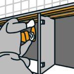 Hornbach Arbeitsplatte Einbauen Anleitung Von Küche Sideboard Mit Arbeitsplatten Wohnzimmer Hornbach Arbeitsplatte