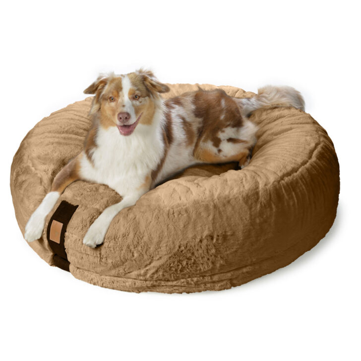 Medium Size of Hundebett Flocke 125 Cm Orthopdisches Hyggebed Xxl Bett 120 Breit Regal 25 Tief Sofa Sitzhöhe 55 30 60 Liegehöhe 50 80 Hoch 20 Tiefe 40 Wohnzimmer Hundebett Flocke 125 Cm