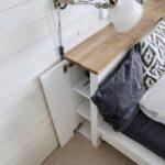 Kopfteil Bett Regal 180 Mit Bauen Ikea 6 Mal Wurden Hacks In Der Perfekten Menge An Speicher Leiter Nolte Betten Unterbett Erhöhtes Für Kleidung Holzregal Wohnzimmer Kopfteil Bett Regal