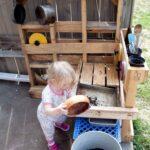 Spielküche Garten Wohnzimmer Kinderkche Aus Holz Fr Den Garten Bauen Und Verspielt Gestalten Skulpturen Spielhäuser Kräutergarten Küche Whirlpool Servierwagen Sonnensegel Paravent