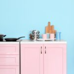 Ros Kchen Kchendesignmagazin Lassen Sie Sich Inspirieren Küche Salamander Hängeschränke Kleiner Tisch Amerikanische Kaufen Musterküche Ohne Elektrogeräte Wohnzimmer Rosa Küche