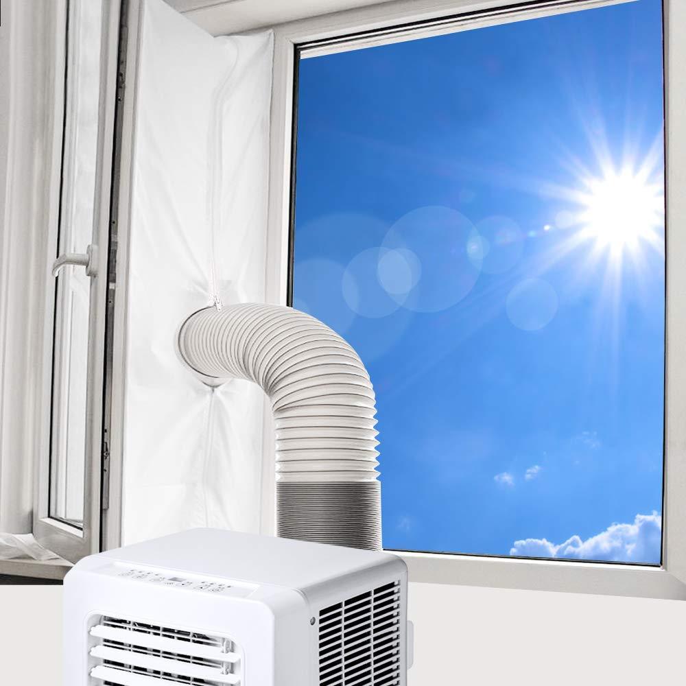 Full Size of Fenster Klimaanlage Schlauch Adapter Abdichtung Abdichten Klimaanlagen Noria Test Wohnwagen Einbauen Aluminium Insektenschutzgitter Austauschen Kosten Velux Wohnzimmer Fenster Klimaanlage