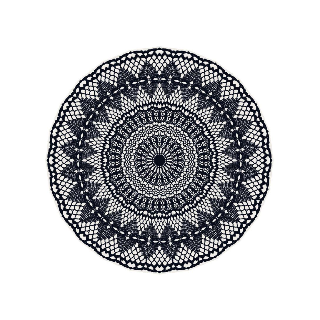 Large Size of Teppich Black Bombay N3 Von Pdevache Wei Schwarz Made In Design Für Küche Bad Wohnzimmer Vinylboden Im Verlegen Vinyl Fürs Steinteppich Teppiche Esstisch Wohnzimmer Vinyl Teppich