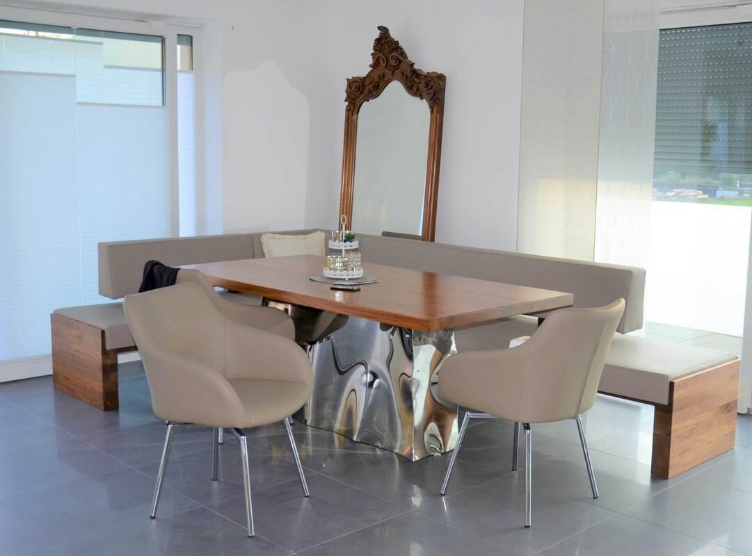 Full Size of Kchen Futureline Leindl Mbeldesign Freistehende Küche Küchen Regal Wohnzimmer Freistehende Küchen