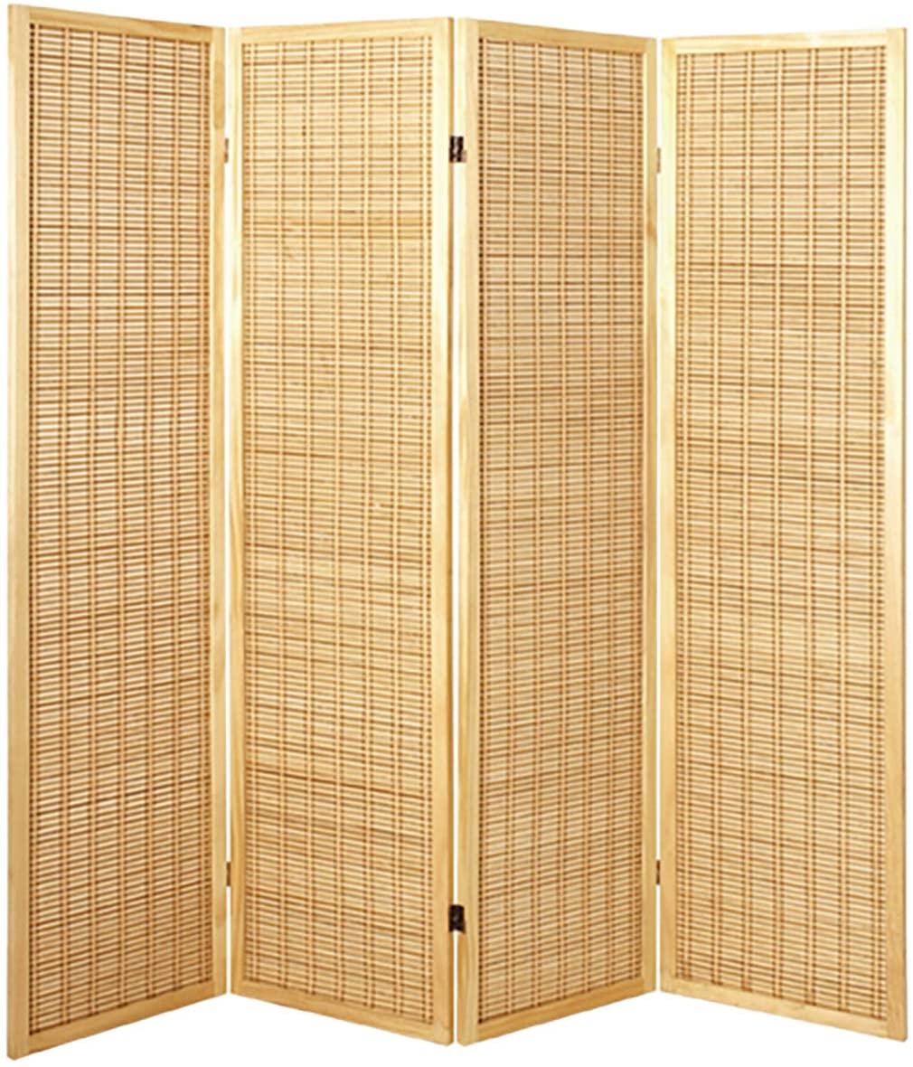 Full Size of Paravent Bambus Haku Mbel Massivholz Naturfarben Mit Bambusmatte Hhe Garten Bett Wohnzimmer Paravent Bambus