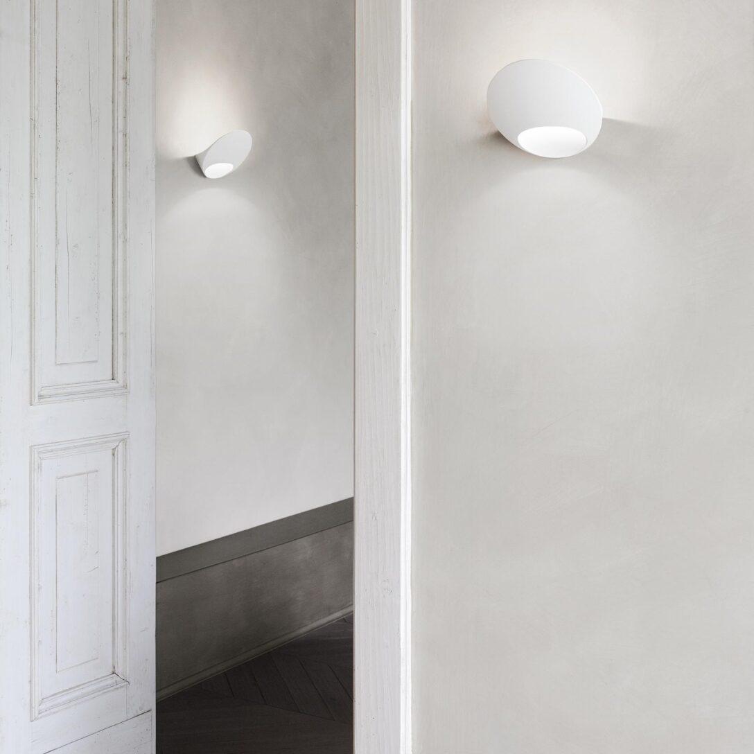 Large Size of Luceplan Garb Led Wandleuchte Ambientedirect Wandleuchten Bad Badezimmer Schlafzimmer Wohnzimmer Wandleuchte Dimmbar