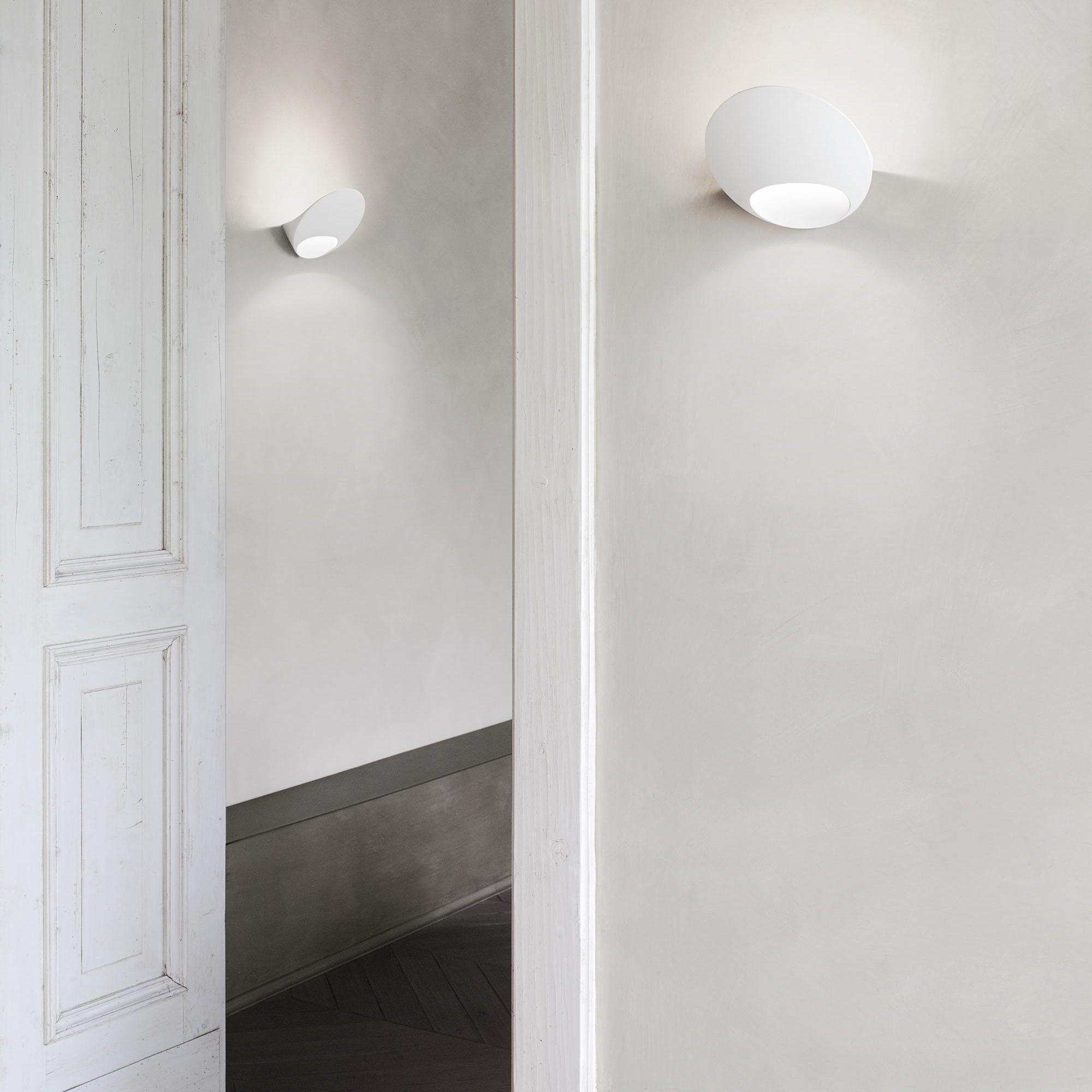 Full Size of Luceplan Garb Led Wandleuchte Ambientedirect Wandleuchten Bad Badezimmer Schlafzimmer Wohnzimmer Wandleuchte Dimmbar