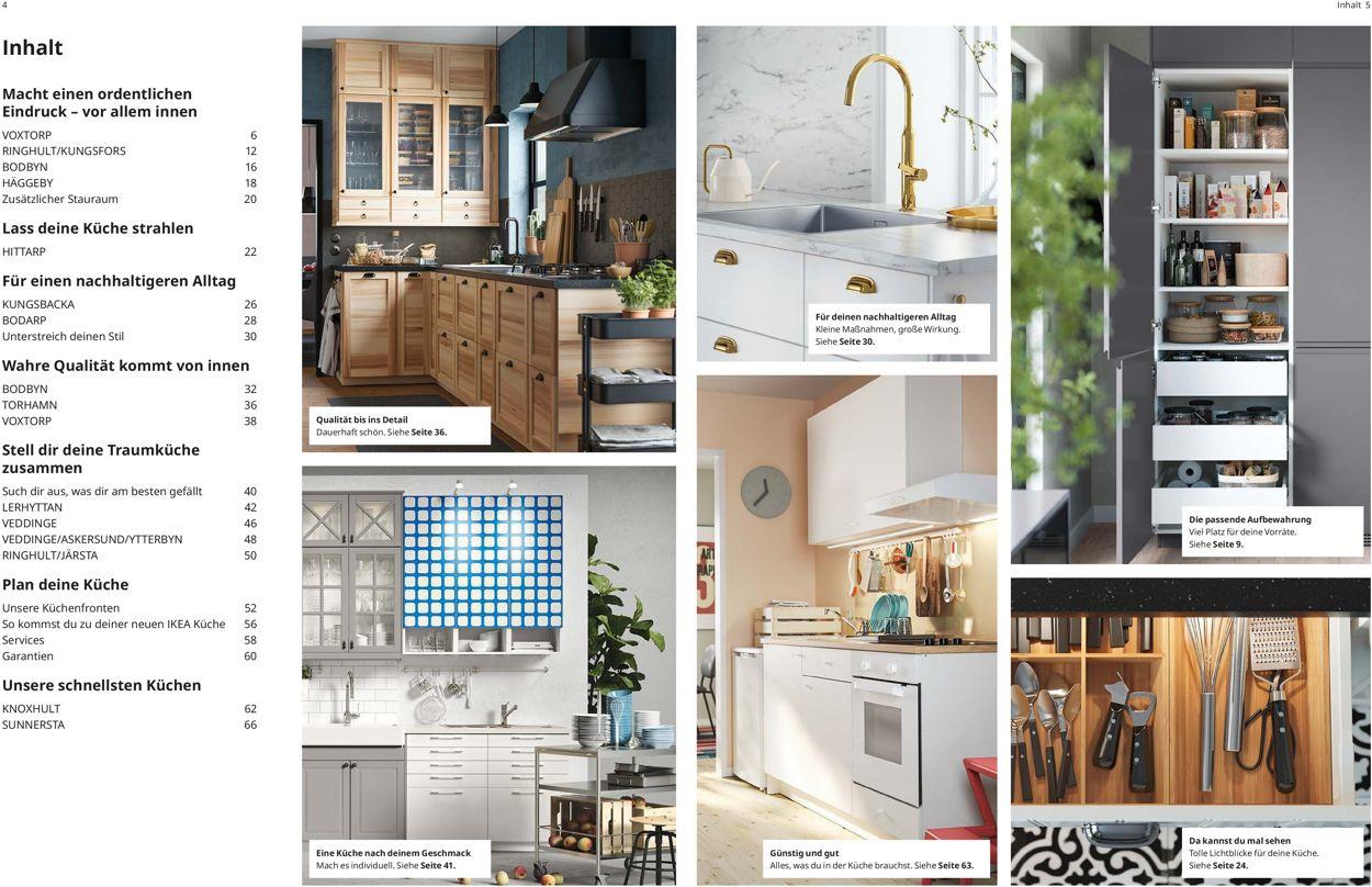 Full Size of Voxtorp Küche Ikea Aktueller Prospekt 0203 31072020 3 Jedewoche Rabattede Einbauküche Ohne Kühlschrank Bank Hängeschränke Hochglanz Deckenlampe Eiche Wohnzimmer Voxtorp Küche