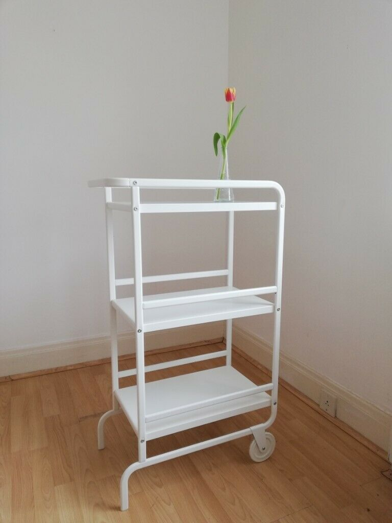 Full Size of Sunnersta Ikea Trolley Ideas Mini Kitchen Hack Review Container Cart Bar Utility Rail And Hook Drinks Instructions System Kitchenette Storage Metal White In Wohnzimmer Sunnersta Ikea
